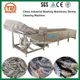 중국 산업 세척 기계장치 새우 청소 기계