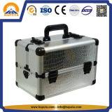 Cas professionnel de beauté de renivellement de cuir de crocodile (HB-3167)