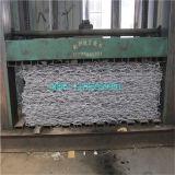 電流を通された亜鉛によって塗られるGabion及びGabionの網、Gabionsの工場