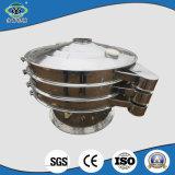 機械をふるう回転式円の米のココナッツTapiocaの小麦粉の振動スクリーン