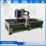 Ranurador fácil del CNC de la maneta de la venta caliente para la madera de la puerta del MDF