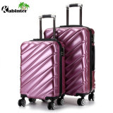 流行のトロリー荷物のジッパーフレームのトロリー袋旅行荷物セット