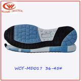 Sola da forma de Outsole dos calçados de Confortable com material de EVA
