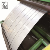 JIS revestido de PVC escovado acetinado 202 Tira de aço inoxidável