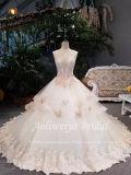 Цвет новейшей конструкции Aoliweiya свадебные платья 110209