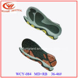 Sandalias del verano con suela de EVA y materiales Rb