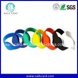 Buntes wasserdichtes RFID Swimmingpool-Armband