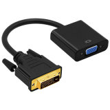 Activo -D DVI a VGA cable convertidor de 1080p
