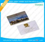 中国の製造者125kHz RFID Tk4100チップが付いているスマートなIDのカード