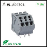 Блоки PCB тангажа 245 серий 5.0mm терминальные