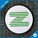 Étoile cinq avec la connexion de broderie d'indicateur pour le tissu d'habillement