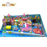 Patio de los niños con el juego de los niños del juego de la máquina de la diversión