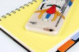 Cassa su ordinazione trasparente IMD del telefono di TPU
