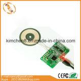 Enroulements de remplissage sans fil avec PCBA pour le chargeur sans fil