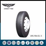 비스듬한 트럭 275/80r22.5 295/80r22.5 315/80r22.5를 위한 광선 타이어 타이어