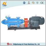 En acier inoxydable en plusieurs stades de la pompe à eau haute pression