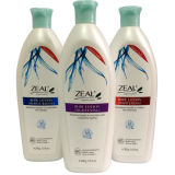 Cuidado do corpo do zelo que aperta o cosmético do cuidado de pele da loção do corpo