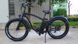 Elektrischer fetter Gummireifen motorisiertes Fahrrad 2016
