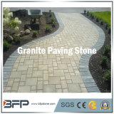 Pietra per lastricati per il paesaggio, giardino, lastricatore del granito di pietra naturale della strada privata