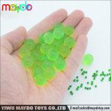 Оптовая торговля зеленый гель валики Pearl Orbeez воды залейте шарики Crystal почвы для проведения свадеб оформление