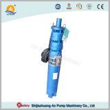 Pressão alta no alto da cabeça de sucção da bomba de água centrífuga submersíveis
