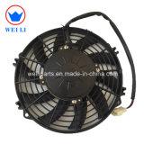 Condensador eléctrico de 24V de refrigeración del motor del ventilador El ventilador con 9 pulgadas de diámetro