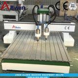 Holzbearbeitung CNC-Fräser 1218 mit zwei Kopf-ATC 1200X1800