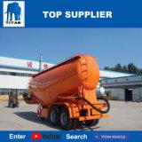 Het Voertuig van de titaan - 2 Assen hopen de Aanhangwagen van de Aanhangwagen van de Tankwagen van het Cement op