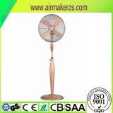Ventilador eléctrico oscilante del soporte del metal de 16 pulgadas con Ce/GS/Rohs