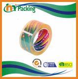 カートンのシーリングのための極度の明確な透過BOPPのパッキングテープ