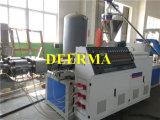 Máquina para a tubulação do PVC do produto/máquina gêmea da tubulação do PVC do parafuso