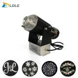 LED 80W 가벼운 영사기 62mm Gobo