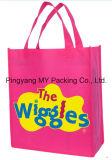 Stampa su ordinazione che fa pubblicità al sacchetto promozionale non tessuto dei pp