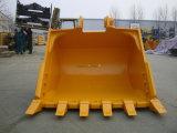 Cubeta resistente da cubeta da máquina escavadora para o vário tipo da máquina escavadora