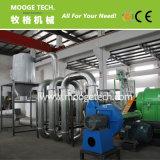 Machine de réutilisation en plastique de film de LDPE