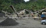 Macchina mobile del frantoio per pietre della pianta della cava di alta qualità