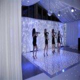Weiße Oberfläche 60X60cm LED-Dance Floor