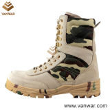 Deserto atletico Boots di Cement Camouflage Military con Speedhooks (CMB004)