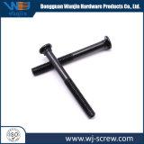 Tornillo de cabeza redonda de la unidad de la cruz con el tornillo de mecanizado de alta resistencia