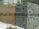Лучшая цена животных забор сварной проволочной сеткой