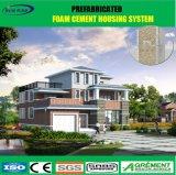 턴키 모듈 조립식 가벼운 강철 거품 시멘트 집