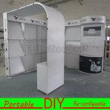 주문품 알루미늄 PVC 물자 현대 휴대용 전람 부스 대