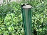 De hete Ondergedompelde Gegalvaniseerde Poeder Met een laag bedekte Omheining van de Palissade van de Tuin van het Metaal