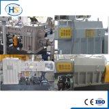 Máquina de extrusão de parafusos com linha de extrusora subaquática de plástico inteiro