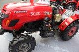 трактор трактора 4WD 504 колеса трактора парников 50HP сельский