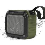 Altoparlante senza fili portatile impermeabile di Bluetooth di figura quadrata mini