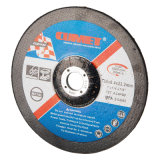 Roda de moagem do centro deprimido para metal (100X6X16mm) Abrasive with MPa Certificates