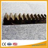 미끄러지는 문 탄소 강철 기어 선반 전송 기어를 위한 벌레 기어 기어 선반