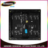 244*244mm P7.62-8 interior del módulo de pantalla LED de color