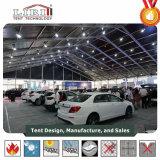 Grosses Zelt mit Beleuchtungssystem für Car Show und angemessen